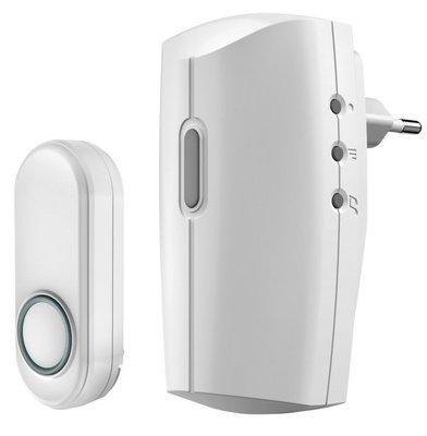 KlikAanKlikUit ACDB-8000AC draadloze deurbel