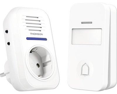 Thomson 513132 kinetische draadloze deurbel