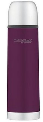 Thermos Soft Touch paars thermosfles 0.5 liter
