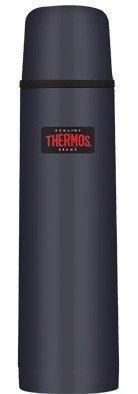Thermos FBB blauw thermosfles 0.75 liter