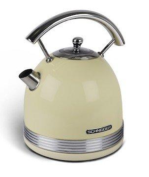 Schneider SCKE17CR cream waterkoker 2200W