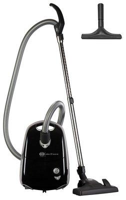 Sebo Airbelt E1 Nero 890 Watt stofzuiger met zak