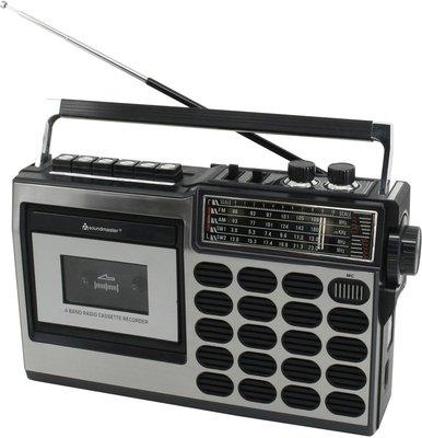 Soundmaster RR18SW 80's radio