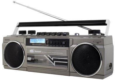 Soundmaster SRR70TI boombox DAB+ radio