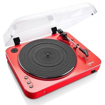 Lenco L85 rood platenspeler