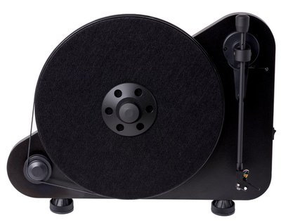 Pro-Ject VT-E Right zwart platenspeler