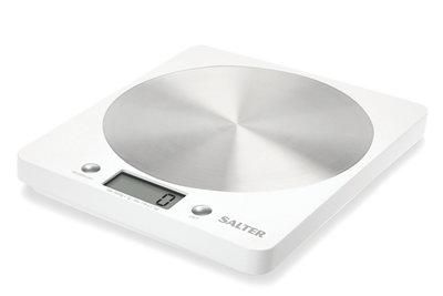 Salter Disc white keukenweegschaal