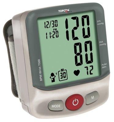 Topcom BD-4627 bloeddrukmeter pols