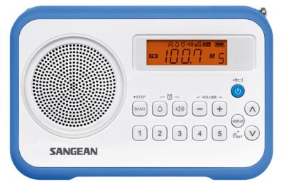 Sangean PR-D18 radio