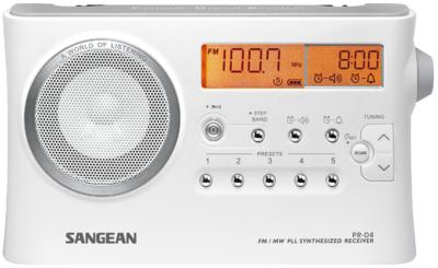 Sangean PR-D4 radio