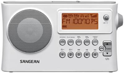 Sangean PR-D14USB wit radio