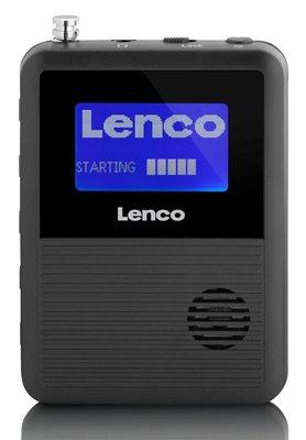 Lenco PDR-04 DAB+ zakradio