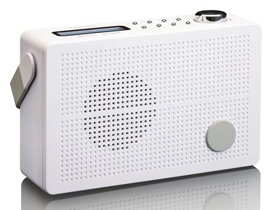Lenco PDR-030 wit DAB+ radio