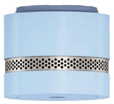 Safewith.me Nano blauw rookmelder met lithiumbatterij
