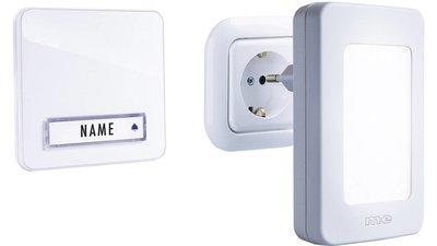 m-e BELL-251 draadloze deurbel