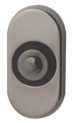 Studio Mariani Ovaal 2.0 glanzend nikkel deurdrukker