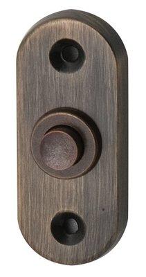 Studio Mariani Ovaal bruin deurdrukker