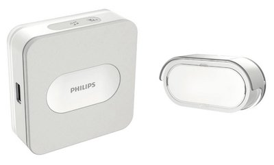 Philips WelcomeBell 300 Plugin draadloze deurbel