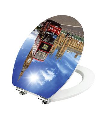 Cornat Magic Motion London Bus toiletbril