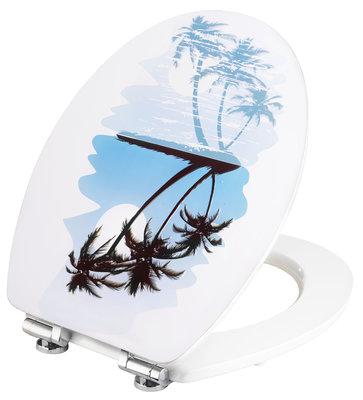 Cornat Palm decor toiletbril