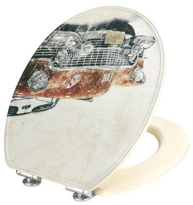 Cornat Cruising decor toiletbril