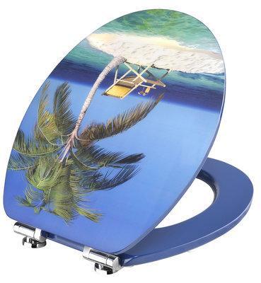 Cornat Island decor toiletbril