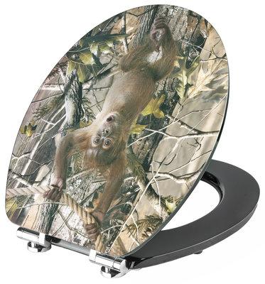 Cornat Monkey decor toiletbril
