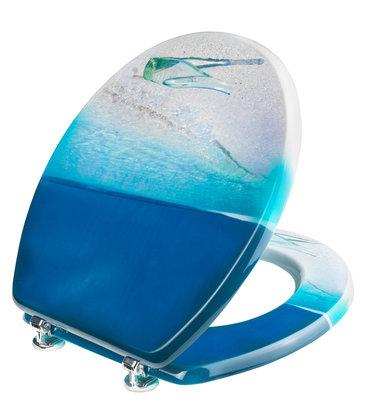 Cornat Zand en Zee decor toiletbril