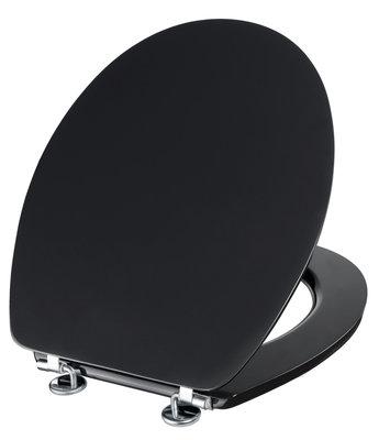 Cornat Telo zwart toiletbril