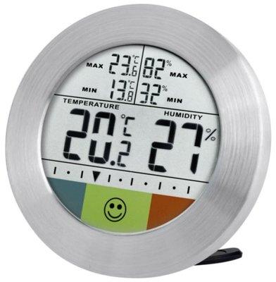 Bresser Temeo Hygro Circuitu thermometer