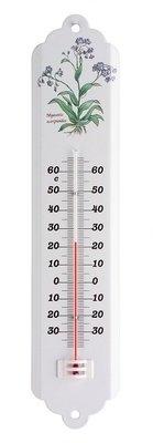 TFA Flower analoge thermometer