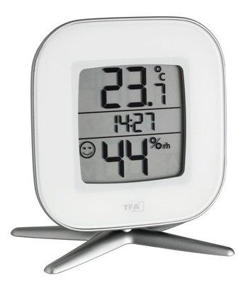 TFA Tivi white thermometer
