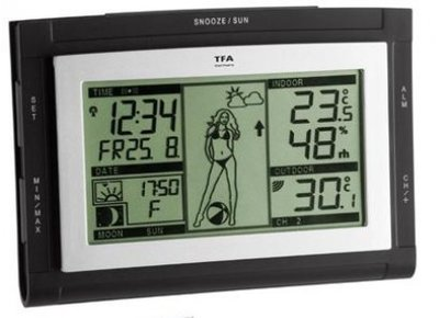 TFA Weather Pam XS weerstation