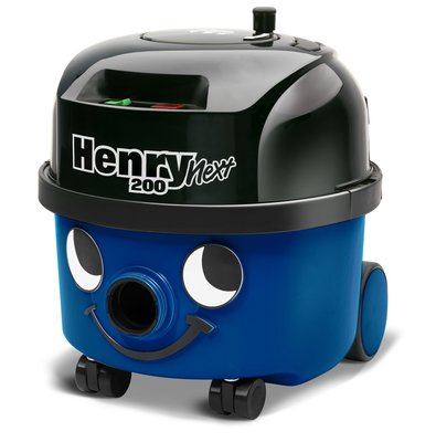 Numatic Henry Next royalblue 620 Watt HVN-206 stofzuiger met zak