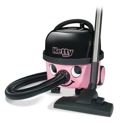 Numatic Hetty Compact roze 620 Watt HET-160 stofzuiger met zak