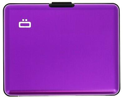 Ögon Big Stockholm Purple creditcardhouder