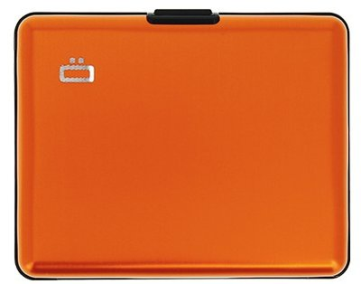 Ögon Big Stockholm Orange creditcardhouder