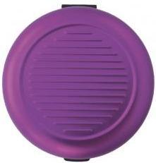 Ögon Euro Coin Dispenser Purple munthouder