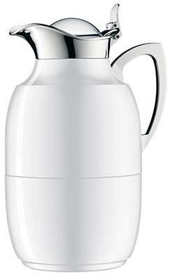 Alfi Juwel thermoskan wit 1 liter