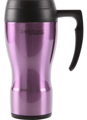 Thermos Inox Lila thermosbeker 0.45 liter