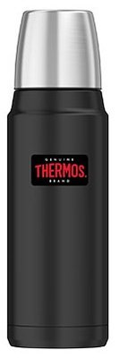 Thermos Heritage zwart thermosfles 0.47 liter