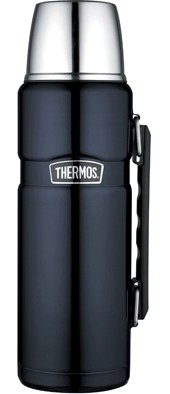 Thermos King Blauw thermosfles 1.2 liter