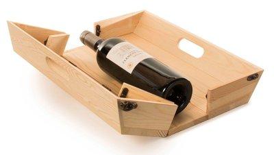 Rackpack Traychique wijnrek - 1 fles