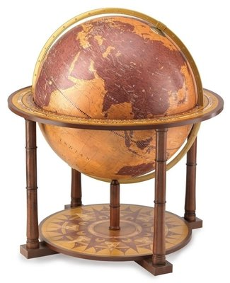 Gea Aries wereldbol