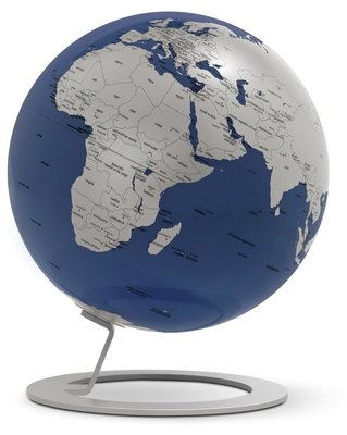 Atmosphere iGlobe blauw wereldbol