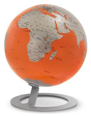 Atmosphere iGlobe oranje wereldbol