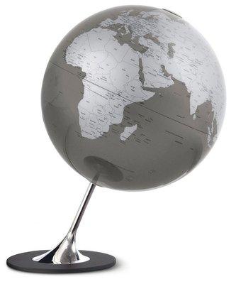 Atmosphere Anglo grijs wereldbol