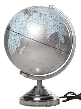 Cosy Tasman wereldbol met verlichting