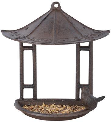 Esschert Design vogelvoederhuis wand