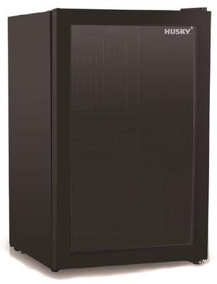 Husky Black koelkast (68 liter)